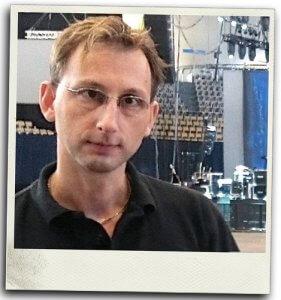 michael spiess - live sound engineer